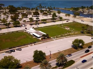 SLBC greens on the Bayfront